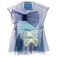 Viktor & Rolf So Many Bows Icon 1.2 Tシャツ - ブルー