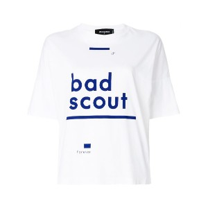Dsquared2 Bad Scout Tシャツ - ホワイト