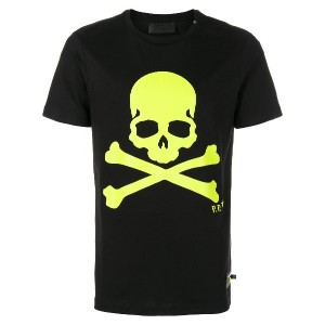 Philipp Plein Immortal Tシャツ - ブラック