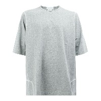 Ganryu Comme Des Garcons ボクシーTシャツ - グレー