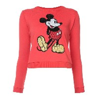 Marc Jacobs Mickey Mouse セーター - レッド