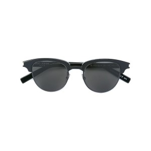 Saint Laurent Eyewear Classic SL 108 サングラス - ブラック