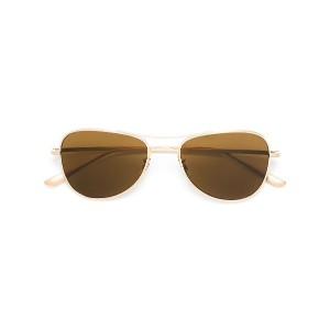 Oliver Peoples Executive Suite サングラス - メタリック
