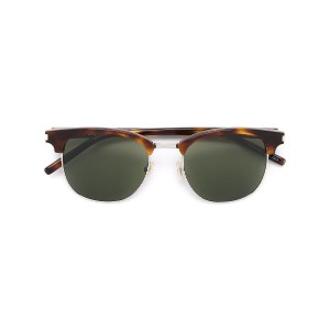 Saint Laurent Eyewear Classic SL 108 サングラス - ブラウン