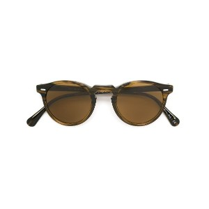 Oliver Peoples Gregory サングラス - ブラウン