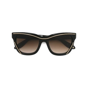 Givenchy Eyewear Givenchy Wire サングラス - ブラック