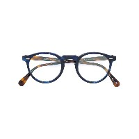 Oliver Peoples Gregory Peck 眼鏡フレーム - ブルー