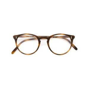 Oliver Peoples Oliver Peoples x The Row 眼鏡フレーム - ブラウン
