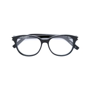 Saint Laurent Eyewear Classic 眼鏡フレーム - ブラック