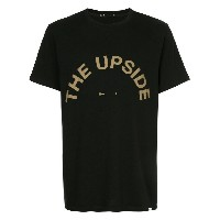 The Upside ロゴプリント Tシャツ - Unavailable