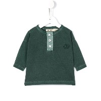 Bobo Choses Buttons Tシャツ - グリーン