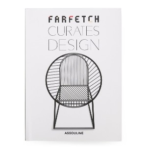 Farfetch Curates デザインブック Farfetch Curates: Design's Coffee Table Book