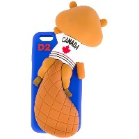 Dsquared2 Chewing Beaver iPhone 6 ケース - ブルー