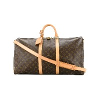 Louis Vuitton Vintage Keepall 55 Bandouliere ボストンバッグ - ブラウン