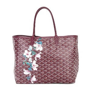 Goyard Pre-Owned プリント トートバッグ - レッド