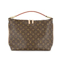 Louis Vuitton Vintage Sully PM ハンドバッグ - ブラウン