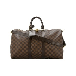 LOUIS VUITTON PRE-OWNED Keepall Bandouliere 45 ボストンバッグ - ブラウン