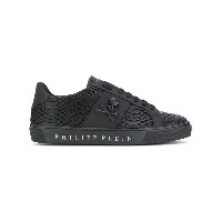 Philipp Plein Talk Slow スニーカー - ブラック