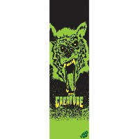 【MOB GRIP モブグリップ】9in x 33in CREATURE WOLF SHEETグリップテープ デッキテープ クリーチャー スケートボード スケボー sk8 skateboard...