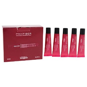 Loreal Pro Fiber Rectify Concentrate 10X15ml