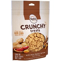 NUTRO Crunchy Treats With Real Peanut Butter - 16 oz. (454 g) by Nutro