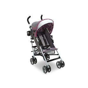 J is for Jeep Brand Scout AL Sport Stroller, Trekking Berry by Jeep