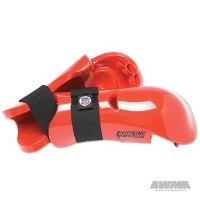 ProForce Lightning Sparring Gloves / Punches - Red X-Large 1 packs