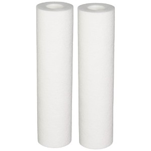 American Plumber W25P Whole House Sediment Filter Cartridge (2-Pack) by American Plumber
