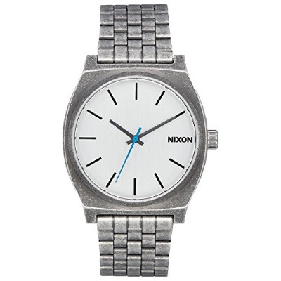 Nixon Time Teller腕時計 One Size Silver/Antique