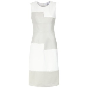 Gloria Coelho shift dress - ホワイト