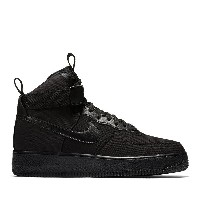 NIKE AIR FORCE 1 HIGH '07 CANVAS(BLACK/BLACK-ANTHRACITE)(ナイキ エア フォース 1 ハイ 07 キャンバス)【メンズ】【スニーカー】...