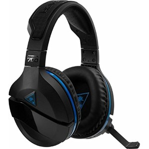 Turtle Beach Stealth 700 Wireless DTS 7.1 ワイヤレスサラウンドサウンドゲームヘッドセット PlayStation 4 and PlayStation 4...