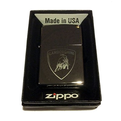 LAMBORGHINI Collectible Zippo Lighter