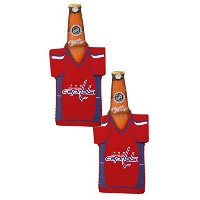 Official NHLファンショップAuthentic NHLチームジャージー2- Pack断熱ボトルクーラー。Showチームプライドat Homeまたはat theゲーム。Enjoy Your...
