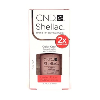 CND Shellac - Limited Edition! - Field Fox - 15ml / 0.5oz