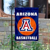 Arizona WildcatsバスケットボールGarden Flag