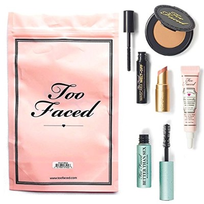 Too Faced 限定版, Too Faced Beauty Break 4/Set (Mini Set) [並行輸入品] [海外直送品]