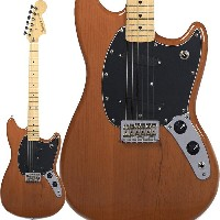 Fender Mustang (Faded Mocha/Maple) [Made In Mexico] 【ikbp5】