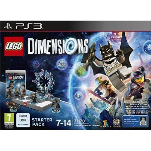 LEGO Dimensions: Starter Pack (PS3) (輸入版)