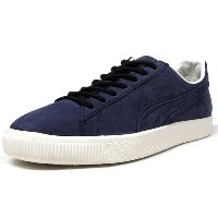 """Puma [プーマ クライドフロステッド ライフスタイルリミテッドエディション] CLYDE FROSTED """"LIMITED EDITION for LIFESTYLE"""" NVY/NVY/WHT ..."""