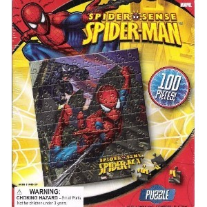 """Spider-man """"Spider Sense"""" Jigsaw Puzzle by Best Brands Consumer Products Inc [並行輸入品]"""