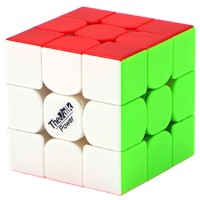 QiYi Valk3 Power ステッカーレス 競技向け 3x3x3キューブ The Valk 3 Power Stickerless