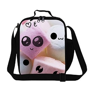 creativebags Lunchbags with Waterポケットfor Teenagersメンズ女性大人学校オフィス作業 Creativebags