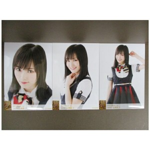 【NMB48】NMB48 山本彩 「2017 March-sp」公式生写真5枚セット【中古】
