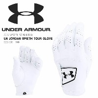 アンダーアーマー UNDER ARMOUR UA JORDAN SPIETH TOUR GLOVE メンズ 手袋 ゴルフ GOLF 1290865