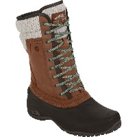 ノースフェイス レディース スキー スポーツ Shellista II Mid Boot - Women's Dachshund Brown/Demitasse Brown