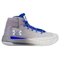 Under Armour Curry 3zer0 キッズ/レディース White/Team Royal/White アンダーアーマーゼロ Stephen Curry ステフィン・カリー バッシュ