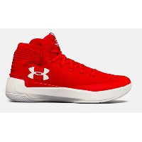 Under Armour Curry 3Zer0メンズ Red / White アンダーアーマー バッシュ カリー3 ゼロ Stephen Curry ステフィン・カリー