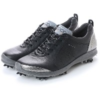 エコー ECCO Womens Golf Biom G 2 (Black/Buffed Silver) レディース