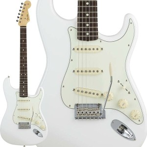 Fender Made in Japan Hybrid 60s Stratocaster (Arctic White) [Made in Japan] 【ポイント5倍】